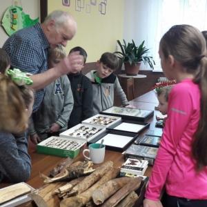 Poznávání přírody - Projektový den v SVČ