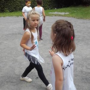 Taneční tábor v DDM