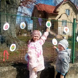 Zábavné Velikonoce v DDM